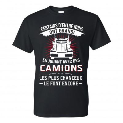 """Chandail Modèle """"Camionneur"""" T-Shirt"""