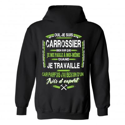 """Chandail Modèle """"Carrossier"""""""