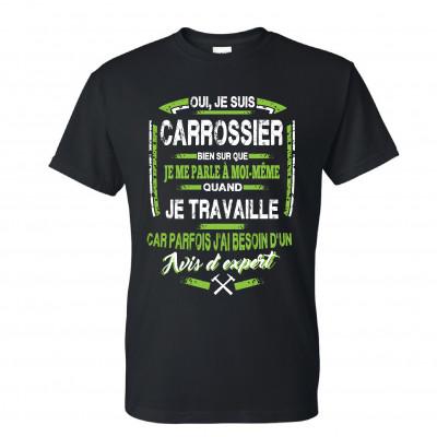 """Chandail Modèle """"Carrossier"""" T-Shirt"""