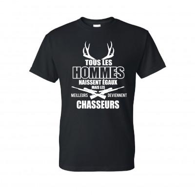 "Chandail Modèle ""Chasseur "" T-Shirt"