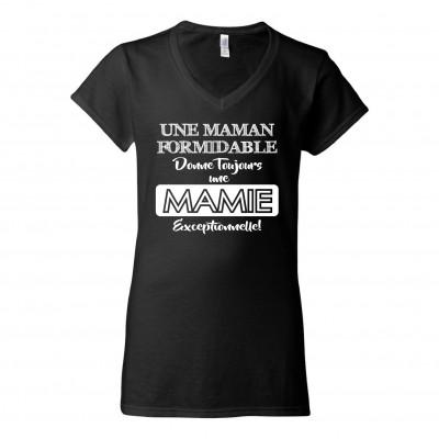"Chandail Modèle ""Mamie"""