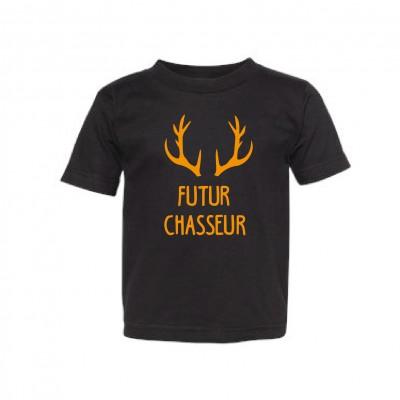 """T-Shirt Enfant """"Futur Chasseur"""""""